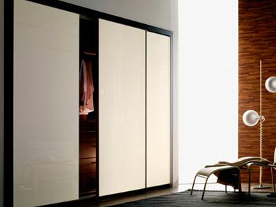 Pin closets con espejo genuardis portal on pinterest for Closet de aluminio